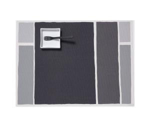 Chilewich Tischset Maptone rechteckig grautöne -003 (34x47 cm)