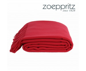 Zoeppritz Plaid Must Have kirsche-360