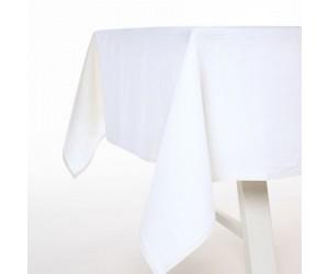 Libeco Tischdecke Napoli Vintage in optic white