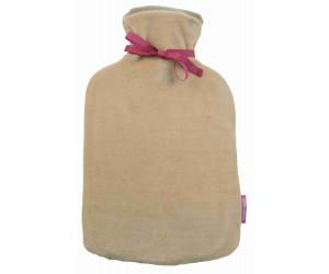 Farbenfreunde Wärmflasche Twins cashmere-auster (220/170)