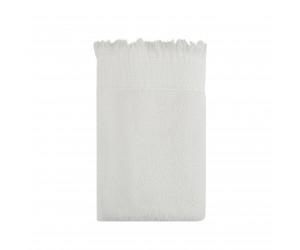 Nimes Handtücher weiß
