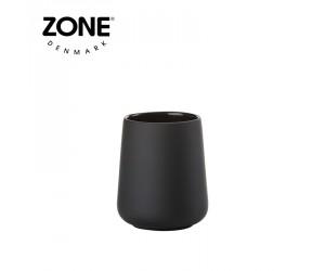 Zone Zahnputzbecher Nova One black