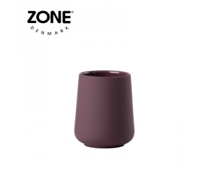 Zone Zahnputzbecher Nova One velvet purple