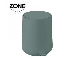 Zone Pedaleimer Nova petrol green