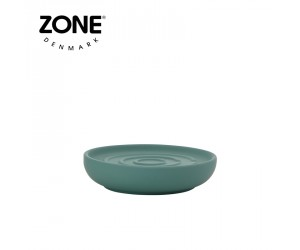 Zone Seifenschale Nova petrol green