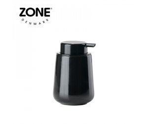 Zone Seifenspender Nova Shine black coral