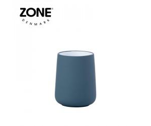 Zone Zahnputzbecher Nova azure blue