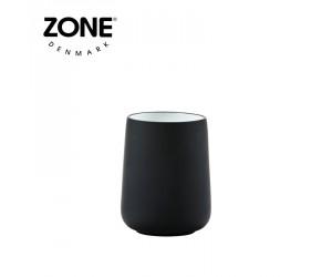 Zone Zahnputzbecher Nova black