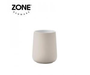 Zone Zahnputzbecher Nova cream