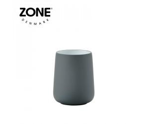 Zone Zahnputzbecher Nova grey