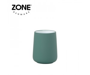 Zone Zahnputzbecher Nova petrol green