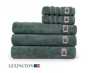 Lexington Handtuch Original balsam green