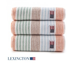 Lexington Handtuch Original Stripe pastel
