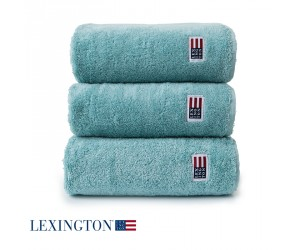 Lexington Handtuch Original teal blue