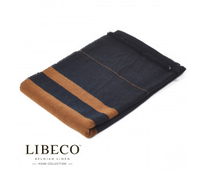 Libeco Plaid Oscar black stripe