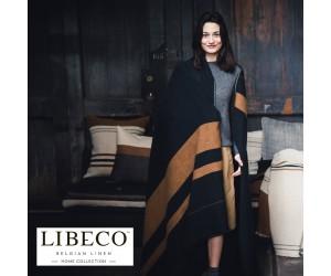 Libeco Plaid Oscar black stripe