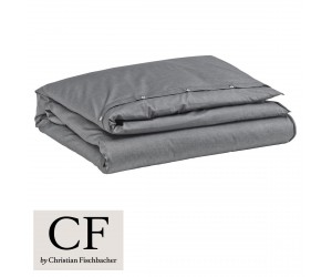 CF Wendebettwäsche Whisper midnight black