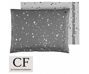 CF Wendebettwäsche Stardust midnight black