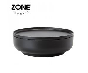 Zone Brotschale Peili black