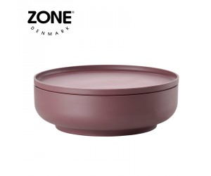 Zone Brotschale Peili plum