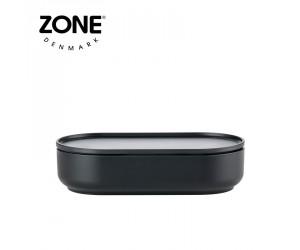 Zone Schale Peili länglich groß black