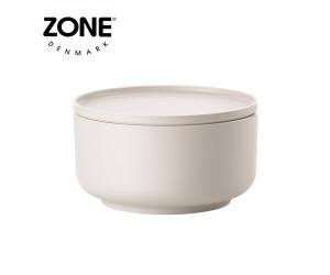 Zone Schale Peili warm grey