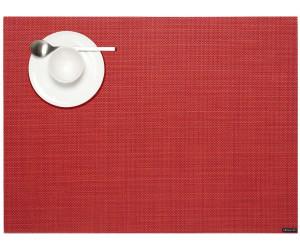 Chilewich - Tischset MINI BASKETWEAVE rechteckig 36 x 48 cm - Pimento