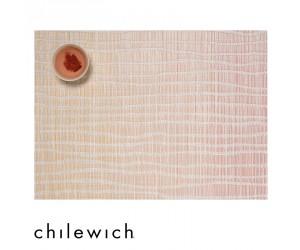 Chilewich Set Rechteckig Float guava