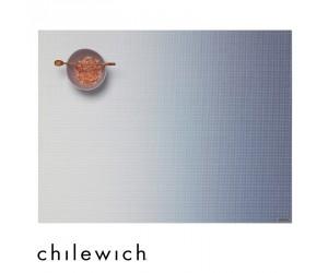 Chilewich Set Rechteckig Glow indigo