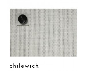 Chilewich Set Rechteckig Honeycomb pumice