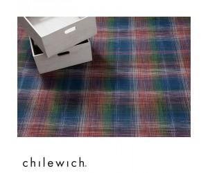 Chilewich Teppich Plaid multi