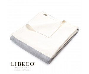 Libeco Plaid Porto-Vecchio ash stripe