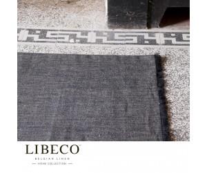 Libeco Teppich Portobello Road schwarz