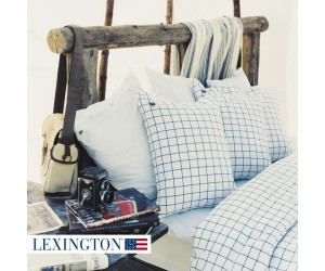 Lexington Bettwäsche Country Check Pin Point Oxford