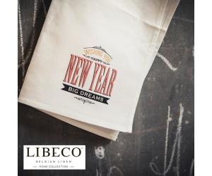 Libeco Servietten Set Prints New Year (6 Stück)