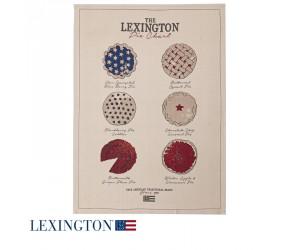 Lexington Küchentuch Kitchen Print beige