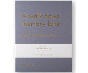 "Printworks Coffee Table Photo Album ""A Walk Down Memory Lane"""