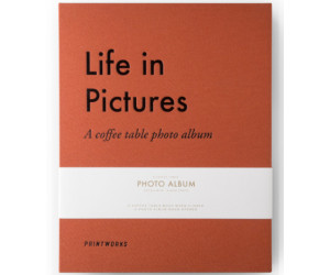 "Printworks Coffee Table Photo Album ""Life in Pictures"""