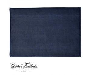 Christian Fischbacher Duschvorleger Puro cobalt blue