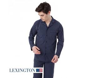 Lexington Pyjama Roy in navy