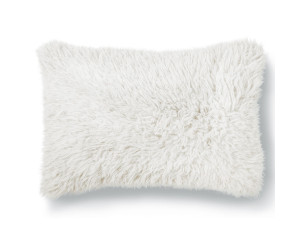 Zoeppritz Dekokissen Reborn weiß -000 (40 x 60cm)