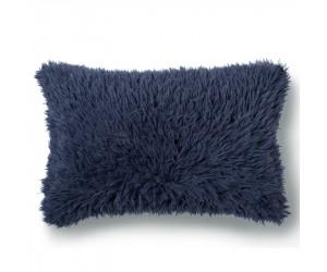 Zoeppritz Dekokissen Reborn dunkelblau -970 (40 x 60cm)