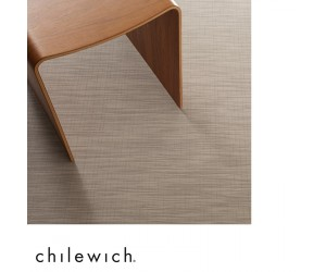 Chilewich Teppich Reed bisque