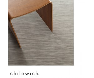 Chilewich Teppich Reed seashell