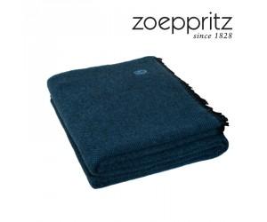 Zoeppritz Decke Relax blau-790