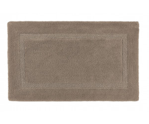 Abyss & Habidecor Badeteppich Reversible taupe -711 (80 x 150 cm)