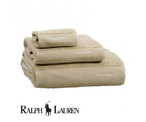 Ralph Lauren Handtuch Avenue beige