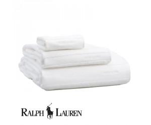 Ralph Lauren Handtuch Avenue weiß