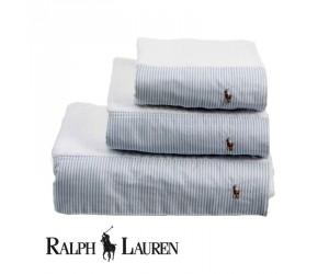 Ralph Lauren Handtuch Oxford blau
