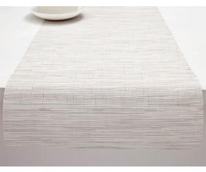 Chilewich Tischläufer Bamboo coconut  (36x183 cm)